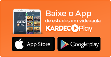 Baixe o App do KardecPlay